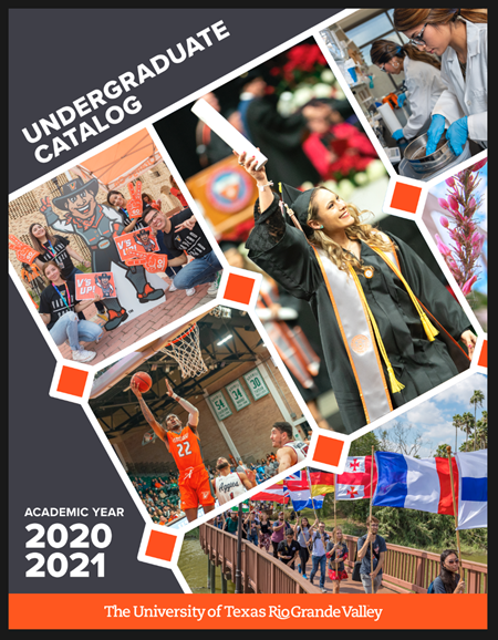20-21 Undergraduate Catalog Cover